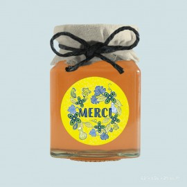 Stickers couronne wax